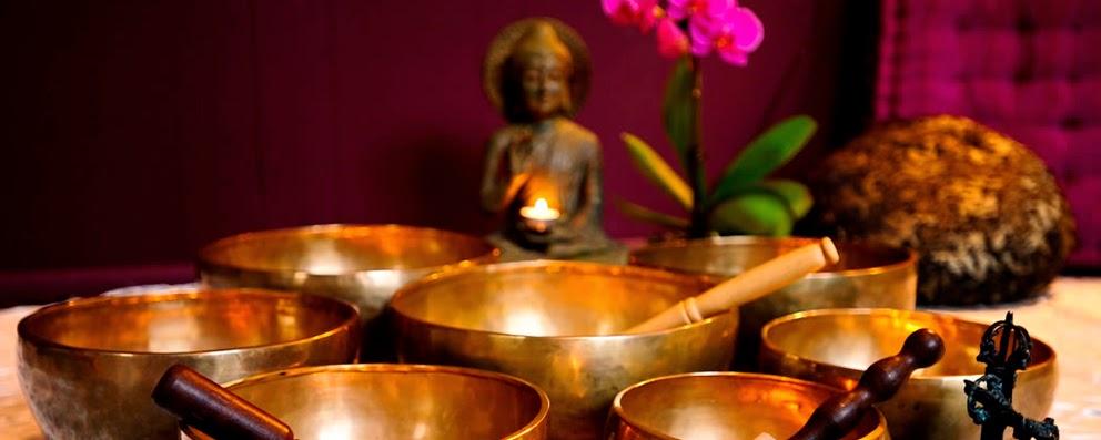 Cuencos tibetanos. Sintonía interior.