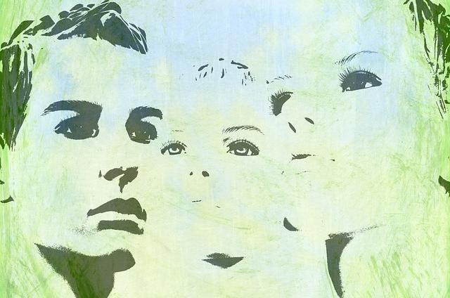 El rostro verde (fragmento)