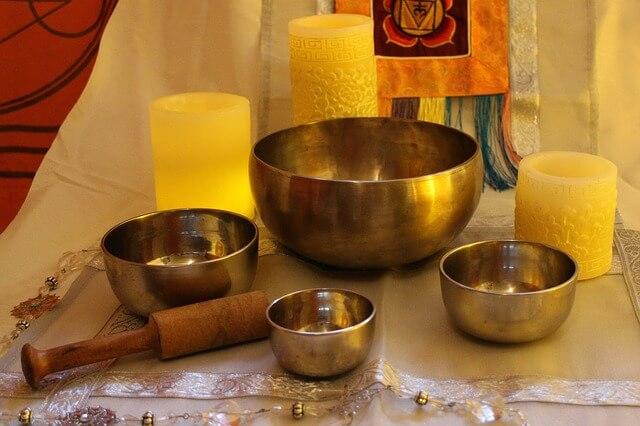 Cuencos tibetanos: buenas vibraciones