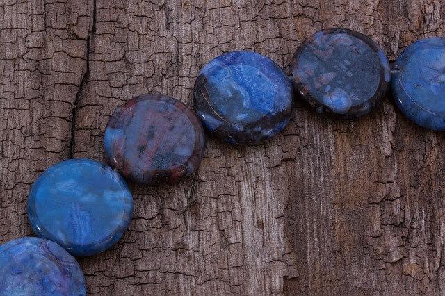 Manejo de piedras y cristales: Sodalita