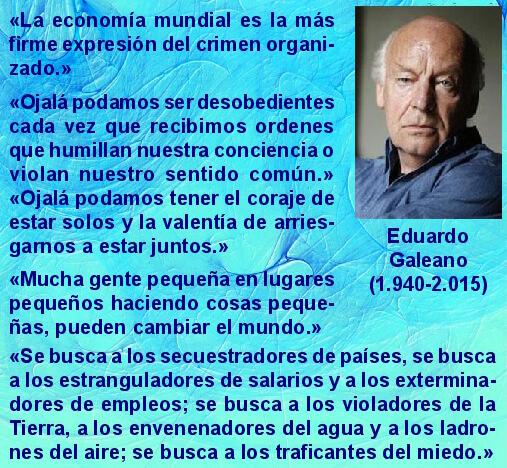 Alquimia interior Eduardo Galeano Almanecer tecnicas holisticas Sevilla