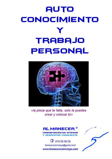 Autoconocimiento y desarrollo personal Almanecer Toma Conciencia Sevilla Dos Hermanas