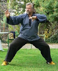 alain baudet qi gong sevilla chi kung almanecer toma conciencia
