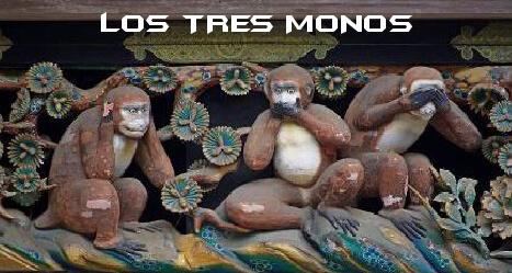 Toma Conciencia Ya Los Tres Monos Sabios Tecnicas Holisticas Sevilla