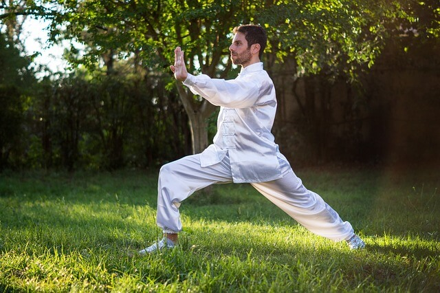 Qi Gong(Chi Kung): Sanación